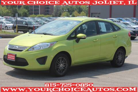 2013 Ford Fiesta for sale at Your Choice Autos - Joliet in Joliet IL
