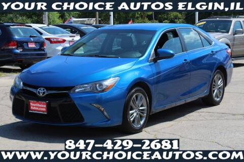 2017 Toyota Camry for sale at Your Choice Autos - Elgin in Elgin IL