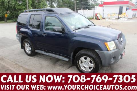2007 Nissan Xterra for sale at Your Choice Autos in Posen IL