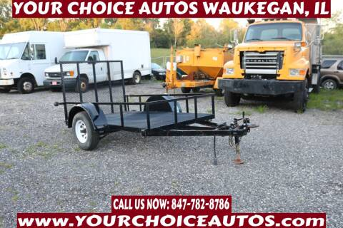 TRAILER TRAILER for sale at Your Choice Autos - Waukegan in Waukegan IL