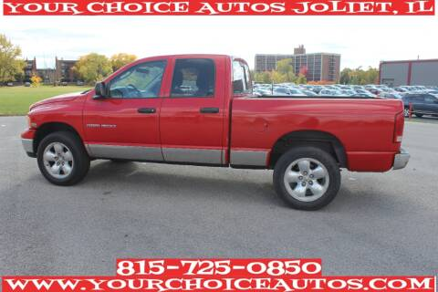 2005 Dodge Ram Pickup 1500 for sale at Your Choice Autos - Joliet in Joliet IL
