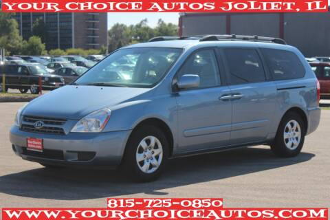 2008 Kia Sedona for sale at Your Choice Autos - Joliet in Joliet IL