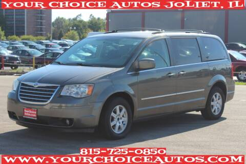 2010 Chrysler Town and Country for sale at Your Choice Autos - Joliet in Joliet IL