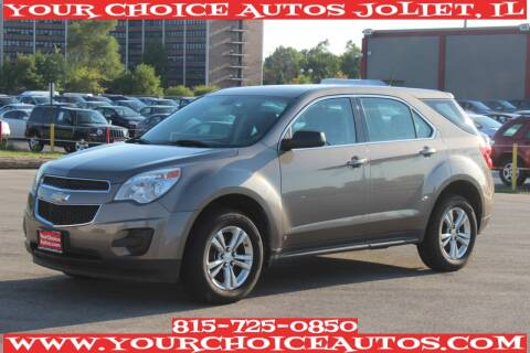 2010 Chevrolet Equinox for sale at Your Choice Autos - Joliet in Joliet IL