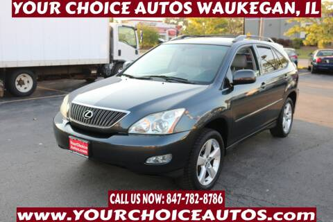 2006 Lexus RX 330 for sale at Your Choice Autos - Waukegan in Waukegan IL