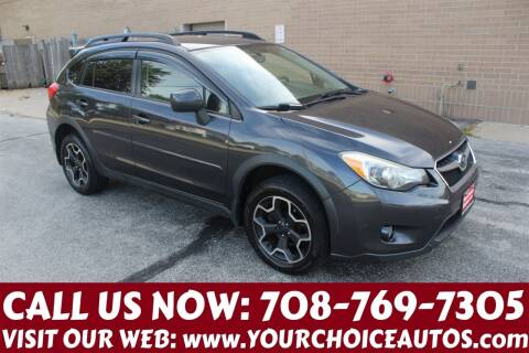 2013 Subaru XV Crosstrek for sale at Your Choice Autos in Posen IL