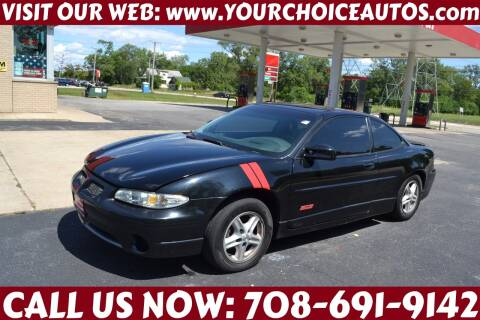 1997 Pontiac Grand Prix for sale at Your Choice Autos - Crestwood in Crestwood IL
