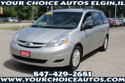 2008 Toyota Sienna for sale at Your Choice Autos - Elgin in Elgin IL