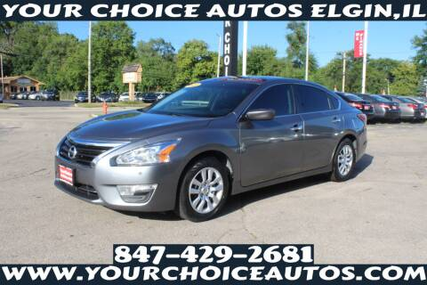 2015 Nissan Altima for sale at Your Choice Autos - Elgin in Elgin IL