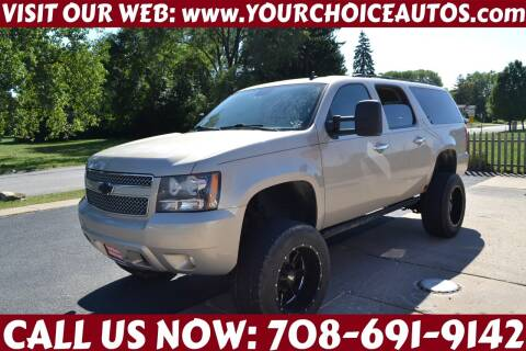 2008 Chevrolet Suburban for sale at Your Choice Autos - Crestwood in Crestwood IL