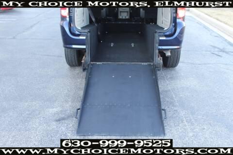 2017 Dodge Grand Caravan for sale at Your Choice Autos - My Choice Motors in Elmhurst IL