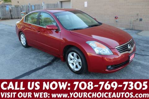 2009 Nissan Altima for sale at Your Choice Autos in Posen IL