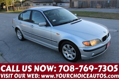 2004 BMW 3 Series for sale at Your Choice Autos in Posen IL