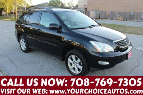 2006 Lexus RX 330 for sale at Your Choice Autos in Posen IL