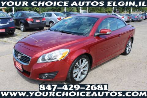 2011 Volvo C70 for sale at Your Choice Autos - Elgin in Elgin IL