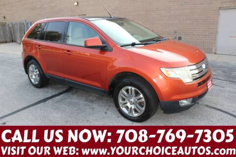2007 Ford Edge for sale at Your Choice Autos in Posen IL