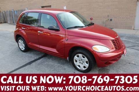 2005 Chrysler PT Cruiser for sale at Your Choice Autos in Posen IL
