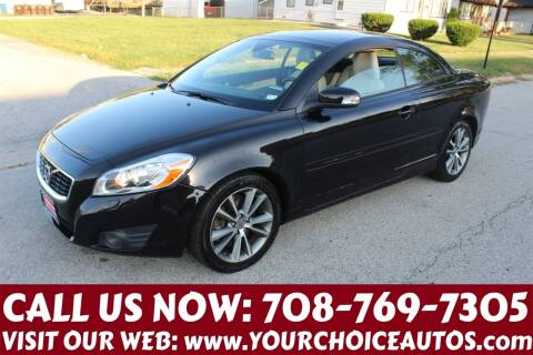 2011 Volvo C70 for sale at Your Choice Autos in Posen IL
