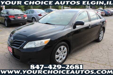 2010 Toyota Camry for sale at Your Choice Autos - Elgin in Elgin IL