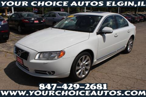 2012 Volvo S80 for sale at Your Choice Autos - Elgin in Elgin IL