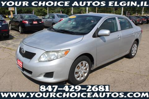2009 Toyota Corolla for sale at Your Choice Autos - Elgin in Elgin IL