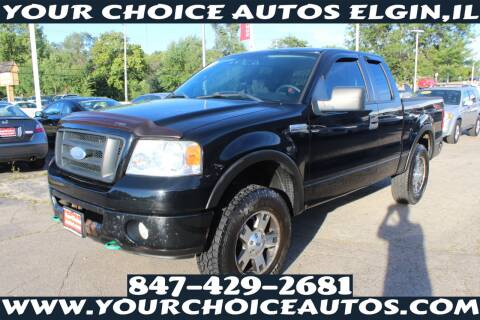 2006 Ford F-150 for sale at Your Choice Autos - Elgin in Elgin IL
