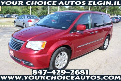 2014 Chrysler Town and Country for sale at Your Choice Autos - Elgin in Elgin IL