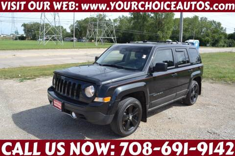 2011 Jeep Patriot for sale at Your Choice Autos - Crestwood in Crestwood IL