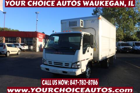 2007 GMC W4500 for sale at Your Choice Autos - Waukegan in Waukegan IL