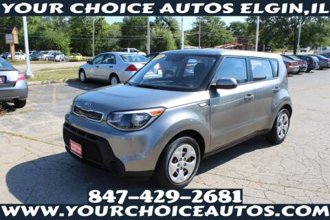 2014 Kia Soul for sale at Your Choice Autos - Elgin in Elgin IL