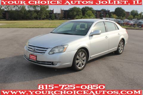 2007 Toyota Avalon for sale at Your Choice Autos - Joliet in Joliet IL