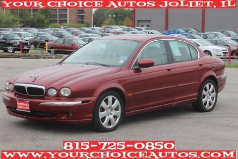 2004 Jaguar X-Type for sale at Your Choice Autos - Joliet in Joliet IL
