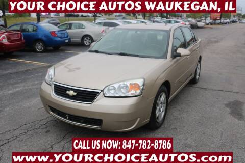 2008 Chevrolet Malibu Classic for sale at Your Choice Autos - Waukegan in Waukegan IL