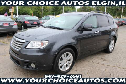 2008 Subaru Tribeca for sale at Your Choice Autos - Elgin in Elgin IL