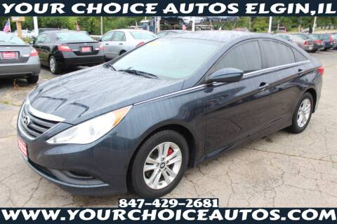 2014 Hyundai Sonata for sale at Your Choice Autos - Elgin in Elgin IL