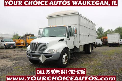 2014 International DuraStar 4300 for sale at Your Choice Autos - Waukegan in Waukegan IL