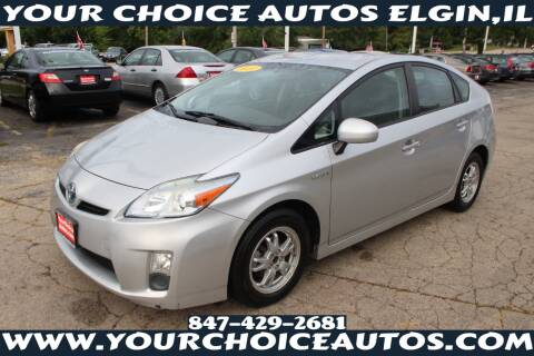 2010 Toyota Prius for sale at Your Choice Autos - Elgin in Elgin IL