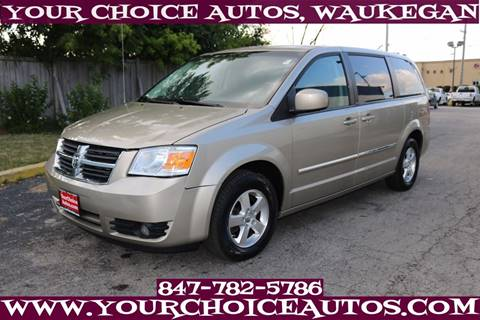 2008 Dodge Grand Caravan for sale in Waukegan, IL