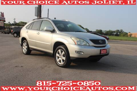 2004 Lexus RX 330 for sale at Your Choice Autos - Joliet in Joliet IL