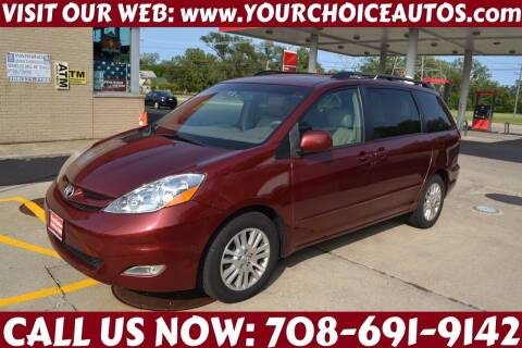 2007 Toyota Sienna for sale at Your Choice Autos - Crestwood in Crestwood IL