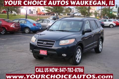 2009 Hyundai Santa Fe for sale at Your Choice Autos - Waukegan in Waukegan IL