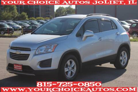 2016 Chevrolet Trax for sale at Your Choice Autos - Joliet in Joliet IL