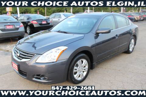 2010 Nissan Altima for sale at Your Choice Autos - Elgin in Elgin IL