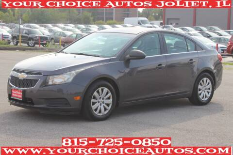 2011 Chevrolet Cruze for sale at Your Choice Autos - Joliet in Joliet IL