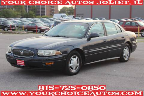 2000 Buick LeSabre for sale at Your Choice Autos - Joliet in Joliet IL