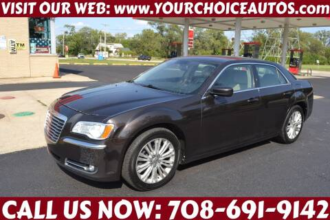 2013 Chrysler 300 for sale at Your Choice Autos - Crestwood in Crestwood IL