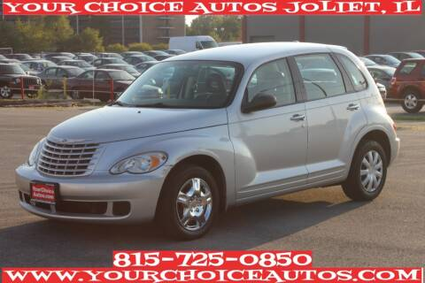 2007 Chrysler PT Cruiser for sale at Your Choice Autos - Joliet in Joliet IL