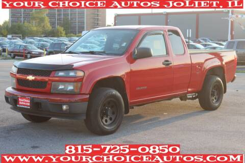 2005 Chevrolet Colorado for sale at Your Choice Autos - Joliet in Joliet IL
