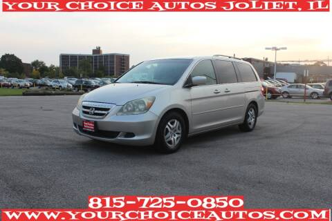 2007 Honda Odyssey for sale at Your Choice Autos - Joliet in Joliet IL