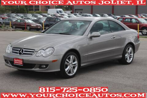 2007 Mercedes-Benz CLK for sale at Your Choice Autos - Joliet in Joliet IL